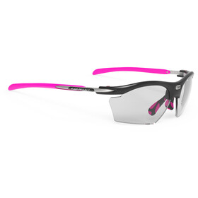 Rudy Project Rydon Slim Okulary rowerowe, black gloss - impactx photochromic 2 black
